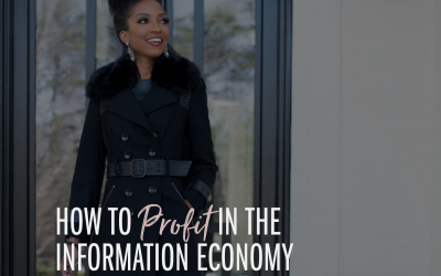 How to Profit in the Information Economy