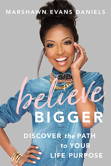 Believe Bigger Book Cover